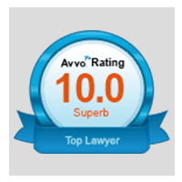 10.0 Superb Rating on Avvo