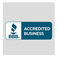Accredited Business by the Better Business Bureau